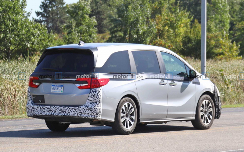 Honda Odyssey Will Receive A Mid-Cycle Refresh For 2021