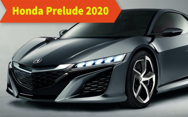 Honda Prelude 2020 - Honda Release Specs