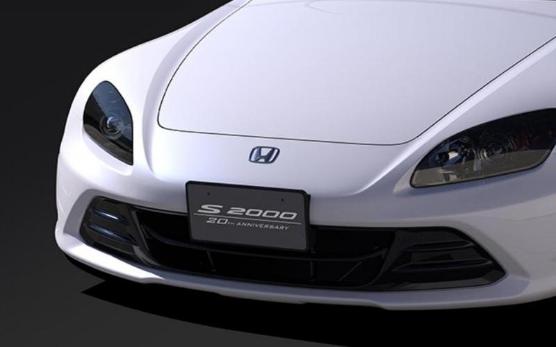 Honda S2000 Opnieuw In Productie? - Autorai.nl