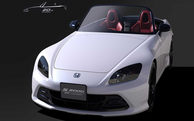 Honda S2000 Returns With New Accessories At 2020 Tokyo Auto