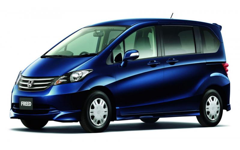 Honda Starts Selling 51-Mpg Freed Hybrid | Auto Moto | Japan
