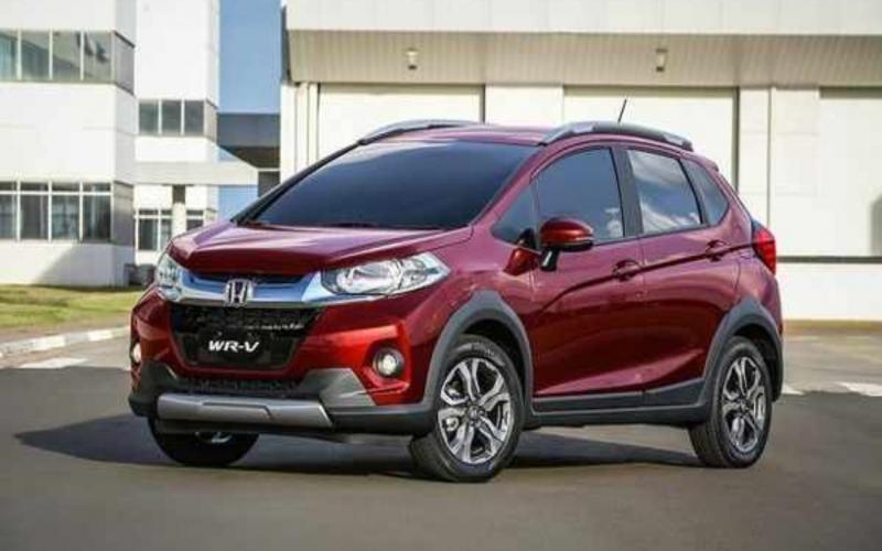 Honda Wrv 2020 : Price, Consumption, Photos, Technical Sheet