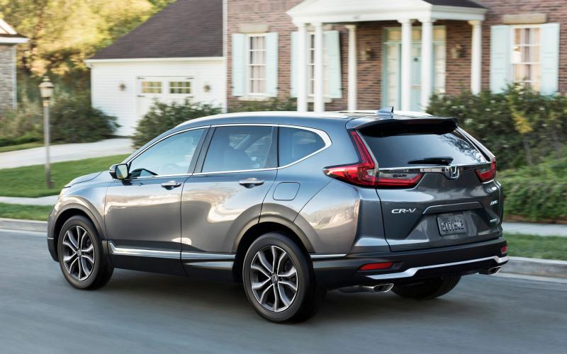 How Do Car Seats Fit In A 2020 Honda Cr-V?   News   Cars