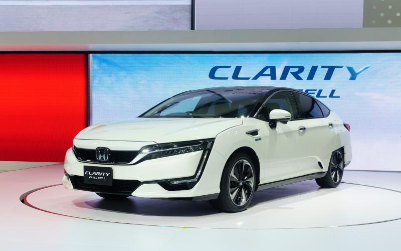 Inside The 2020 Honda Clarity: The Future Of Alternative