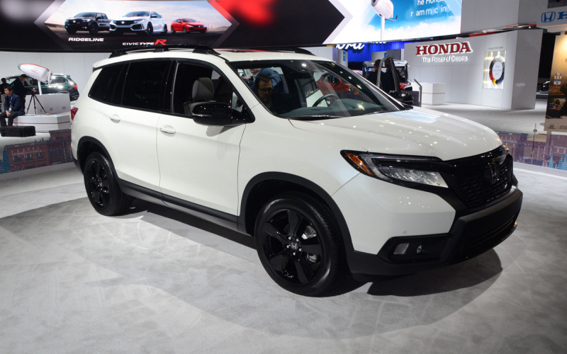 La Auto Show 2018 : 2020 Honda Passport Is Quietly Born