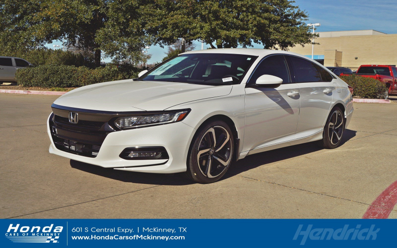 New 2020 Honda Accord Sport 1.5T Cvt Mckinney | Serving Dallas  1Hgcv1F30La033828