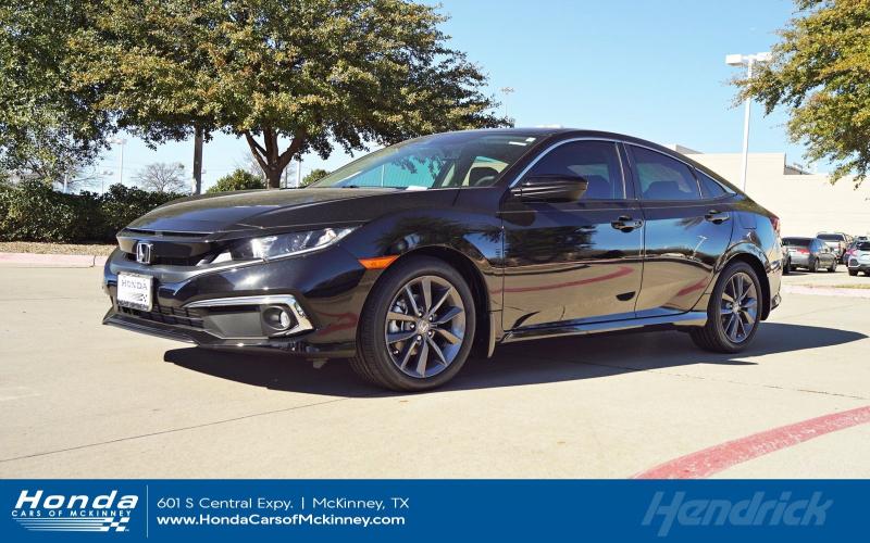 New 2020 Honda Civic Ex Cvt Mckinney | Serving Dallas 19Xfc1F31Le004580