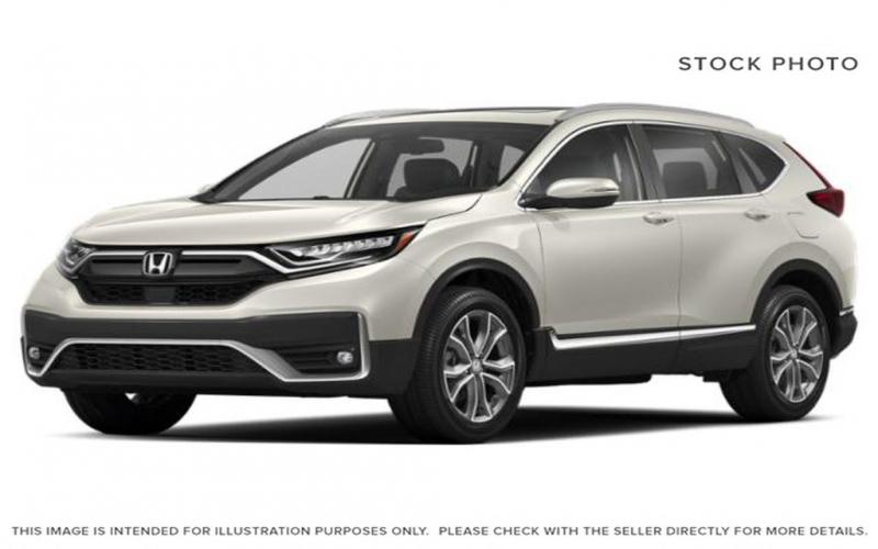 New 2020 Honda Cr-V 4 Door Sport Utility In Kelowna, Bc 20096