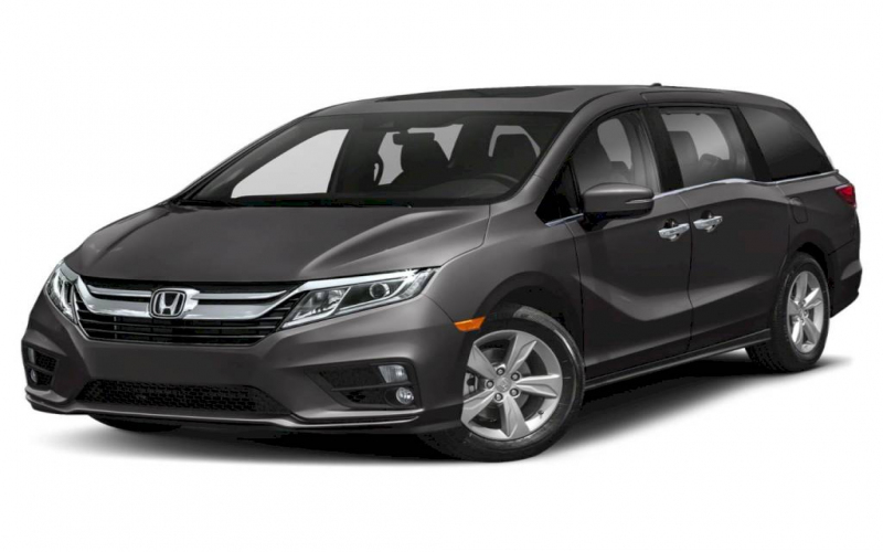 New 2020 Honda Odyssey Ex-L W/navi & Res