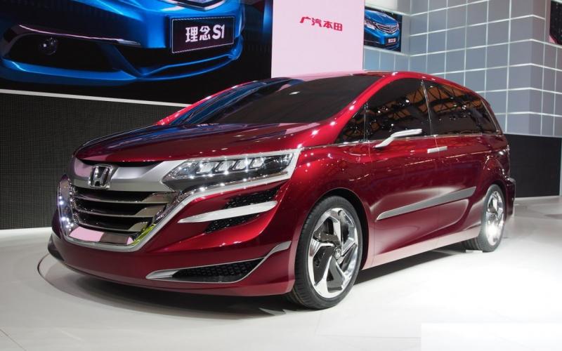 New 2020 Honda Odyssey Is Ready To Beat Toyota Sienna Model