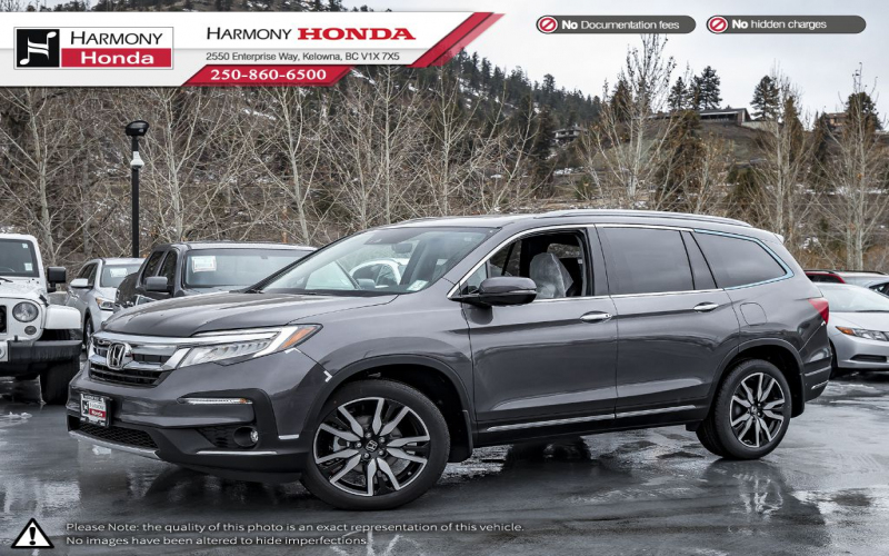 New 2020 Honda Pilot Touring 8-Passenger With Navigation
