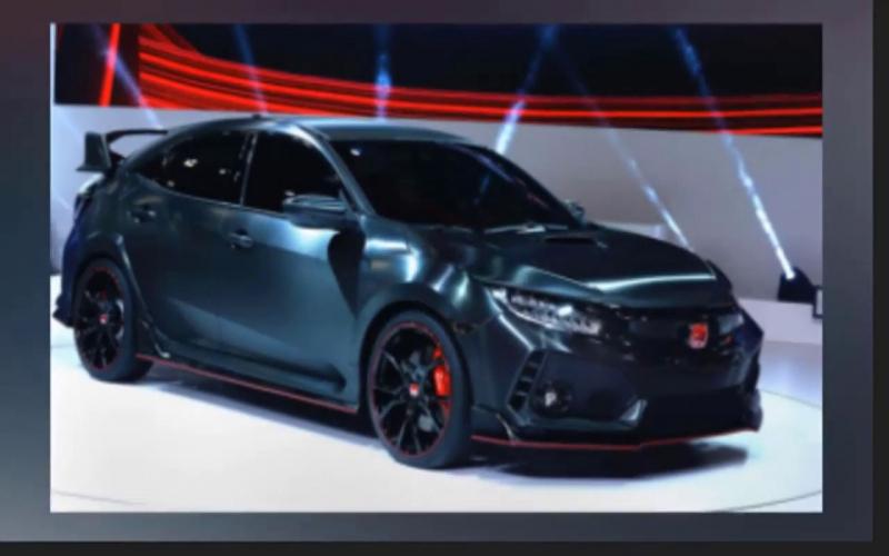 New Honda Civic Type R 2020 | 2020 Honda Civic Type R Awd
