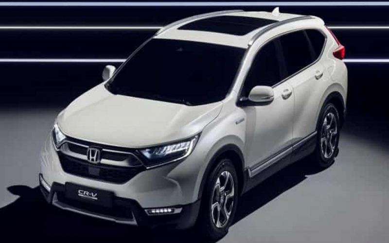 New Honda Cr-V 2021: Pricing, Specs & Versions