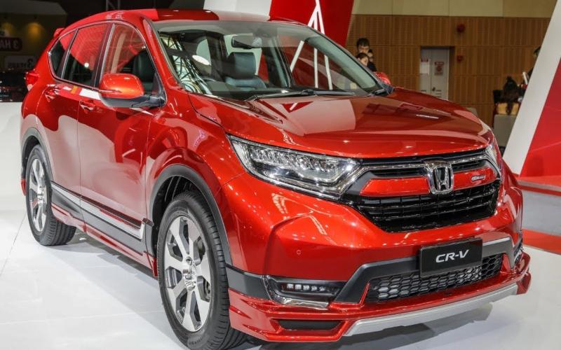 New Honda Cr-V Mugen - Exterior And Interior - Awesome Suv