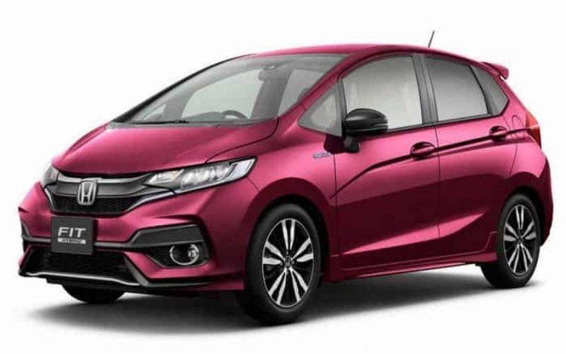 New Honda Fit 2021: Price, Versions, Details