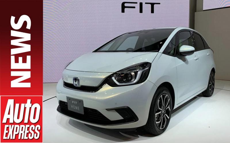 New Honda Jazz - Supermini Gets Brand New Hybrid System