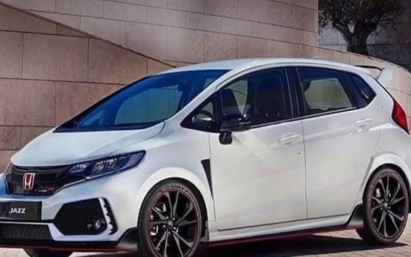 New Honda Jazz Type T 1.5 Turbo 2020 - Youtube