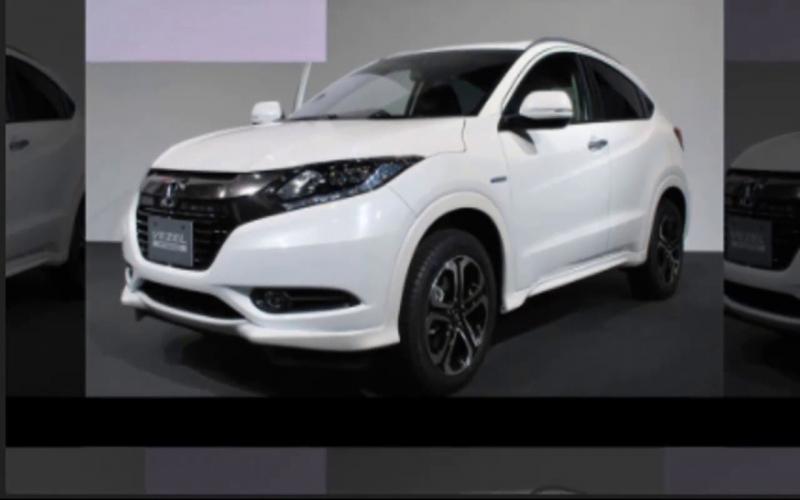 New Honda Vezel 2020 | 2020 Honda Vezel Hybrid | 2020 Honda