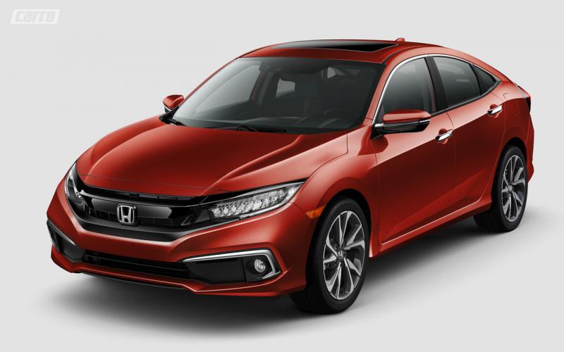 Nieuwe Honda Civic 2021 ← Nieuwe Versie, Interieur, Prijzen