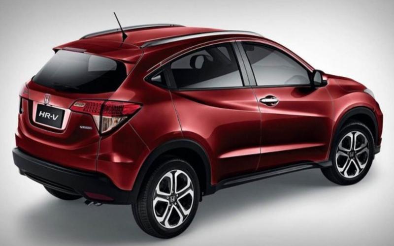 Nieuwe Honda Hr V 2021 ← Nieuwe Generatie, Fotos, Prijs