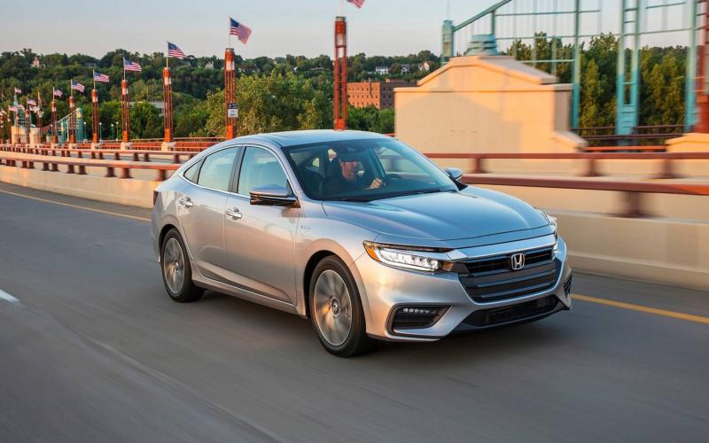 Nieuwe Honda Insight 2021 → Prijs, Fotos, Verbruik