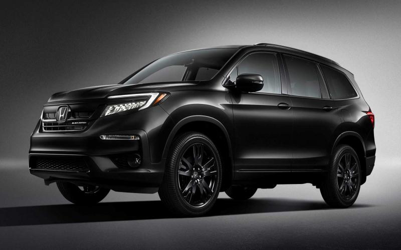 Nieuwe Honda Pilot 2020: Prijzen, Foto's, Specificaties En Motor