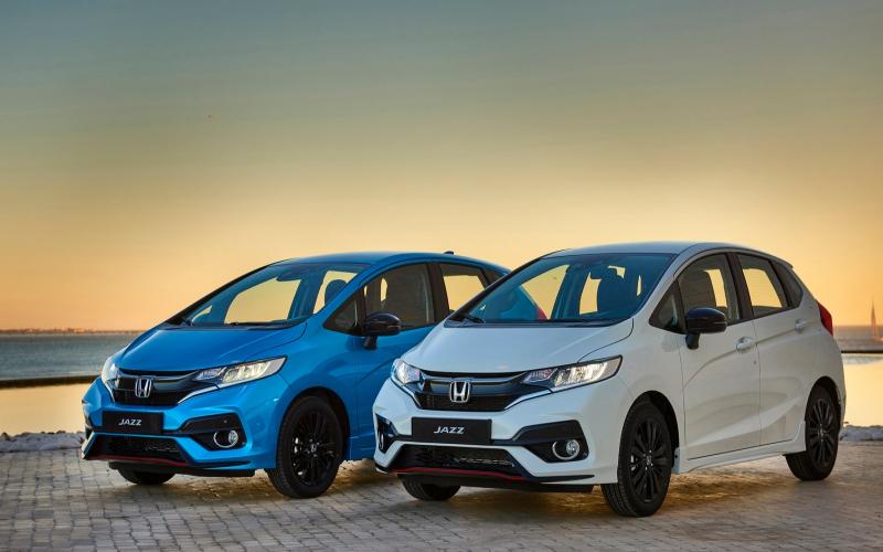 Nieuwe Look En Motor Voor Honda Jazz