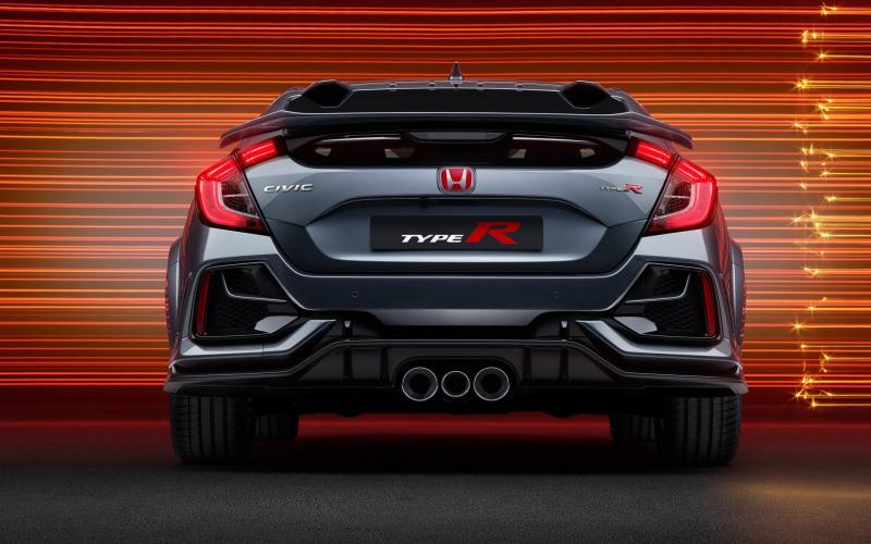 Nieuws: Honda Civic Type R-Familie Breidt Uit | Autokopen.nl