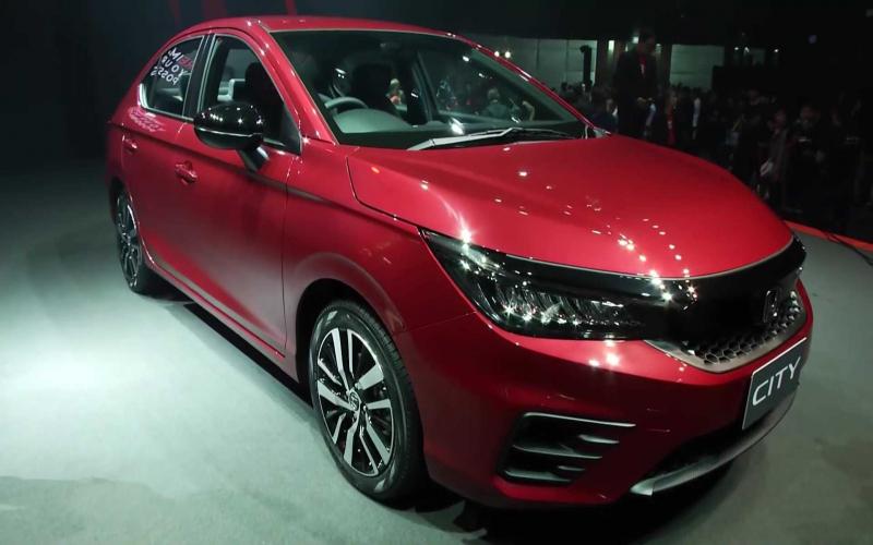 Novo Honda City 2020: Veja O Que Mudou Na Comparação Com O Atual