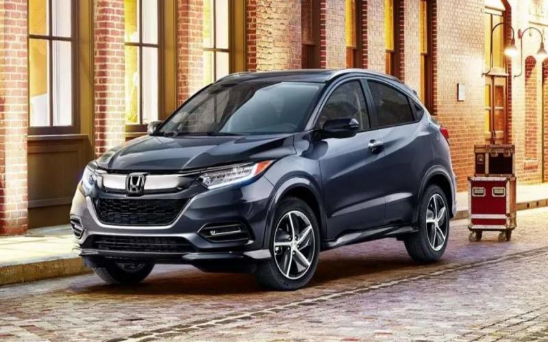 Novo Honda Hr V 2020 ← Nova Geração, Fotos, Preço, Ficha