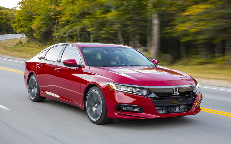 Official: Honda Accord Won't Return To Take On New Toyota