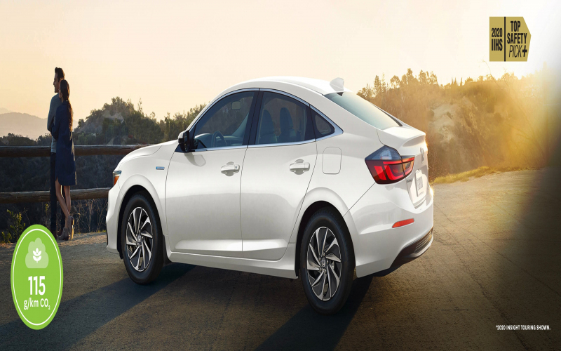 Specifications   The 2020 Insight   Honda Canada