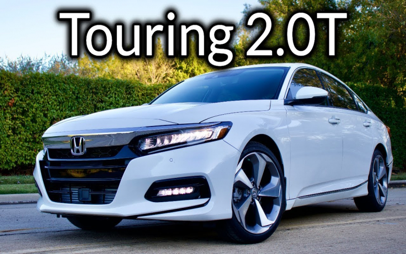 The 2020 Honda Accord Touring 2.0T Punches Above Its Weight Class!