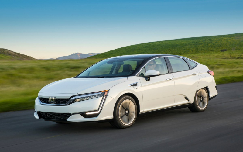 The Honda Clarity Fuel Cell Review (#cleantechnica Exclusive