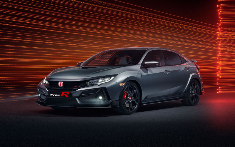 Updated 2020 Honda Civic Type R Gets Two New Variants | Autocar