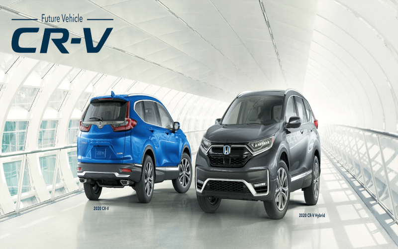 What Can You Haul Using The 2020 Honda Cr-V Towing Capacity