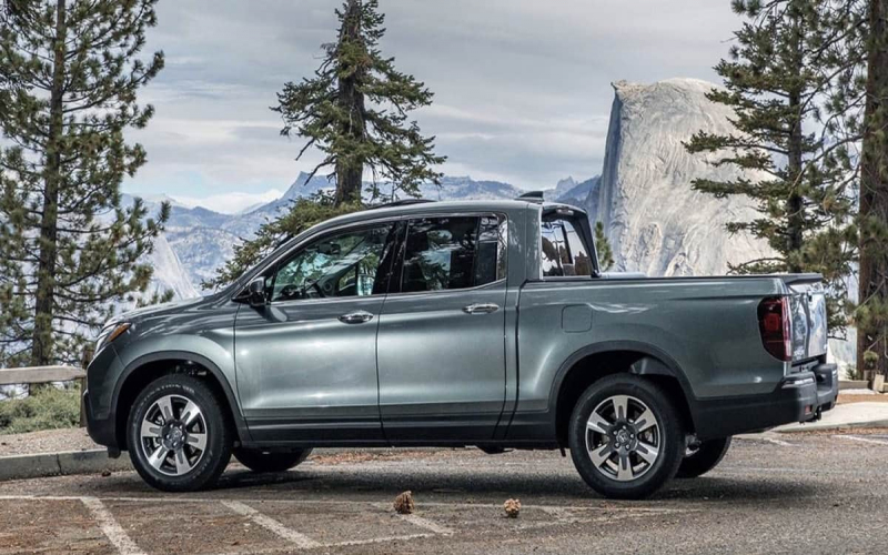 You Won't See A New Honda Ridgeline Hybrid Pickup Anytime